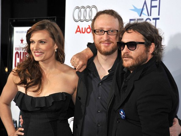 James Gray and Vinessa Shaw Photos  - AFI FEST 2008 Red Carpet Arrivals - Day 3 - Zimbio