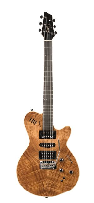 Godin Guitars Performance Series xtSA Natural Koa