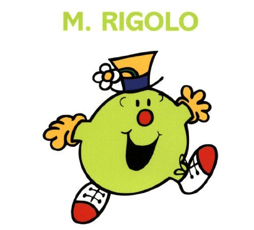 Monsieur Rigolo (Collection Monsieur Madame) eBook: Roger Hargreaves: Amazon.fr: Boutique Kindle
