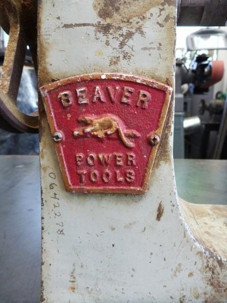 vintage beaver lumber