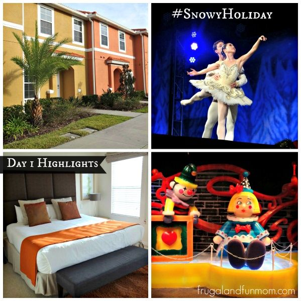 Things To Do Around The Holidays in Kissimmee Florida – Day 1! #SnowyHoliday #MyKissimmee
