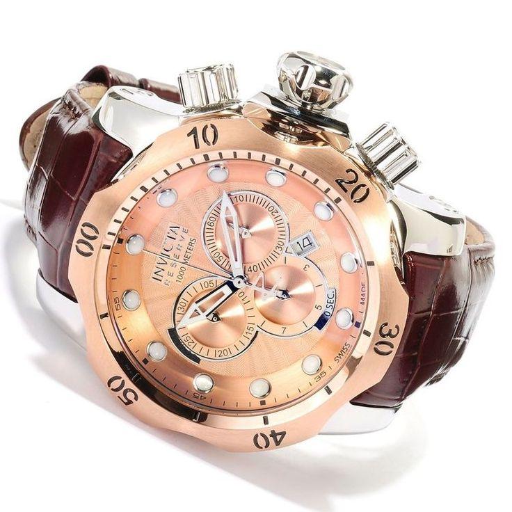 Nice watch invicta