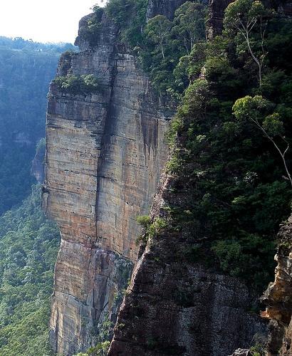Echo Point, Katoomba, Blue Mountains, NSW