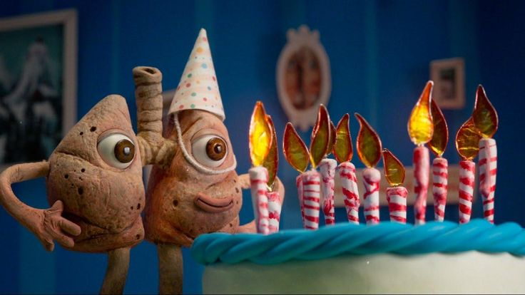 FDA: Little lungs in a great big world - Birthday