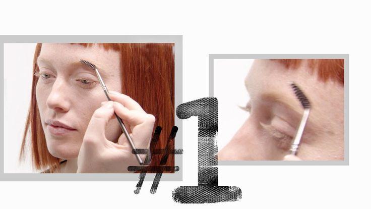Instant Artistry: Как выделить светлые брови