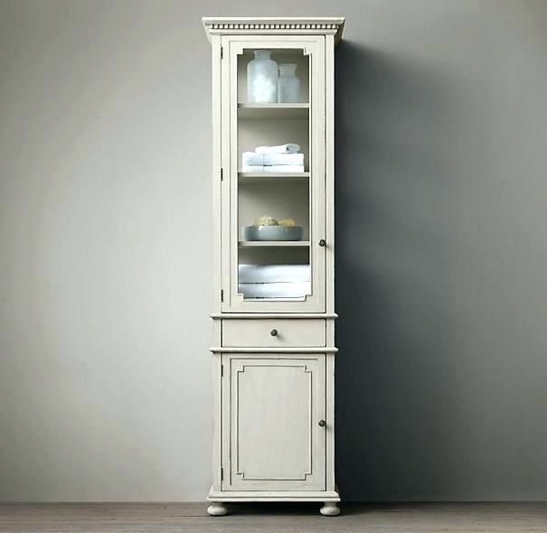 elegant tall cabinet with glass doors tall glass bathroom cabinets single door tall cabinet with glass door and drawer tall glass fronted tall cabinet glass doors