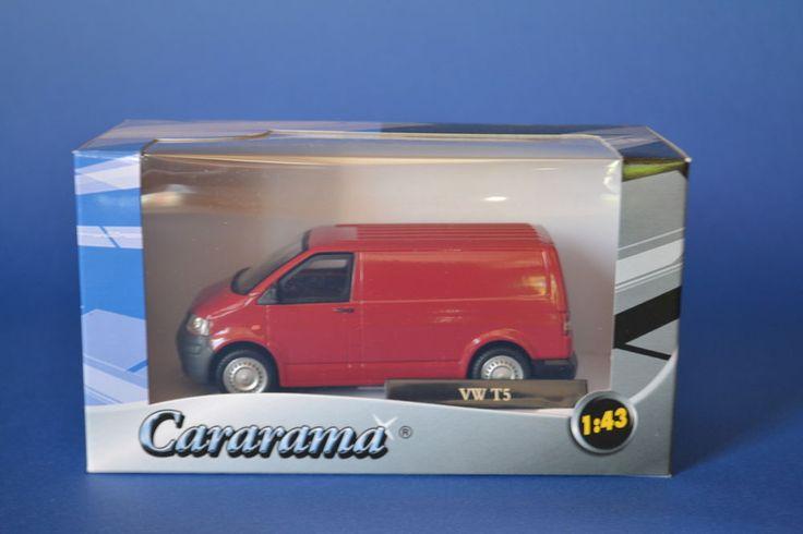 VW T5 Cararama 1:43 OVP