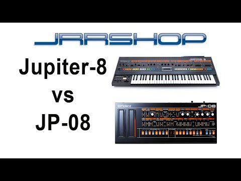 awesome Jupiter 8 vs JP-08 | Roland Boutique vs the Original | Sound Comparison VST Free Download CRACK