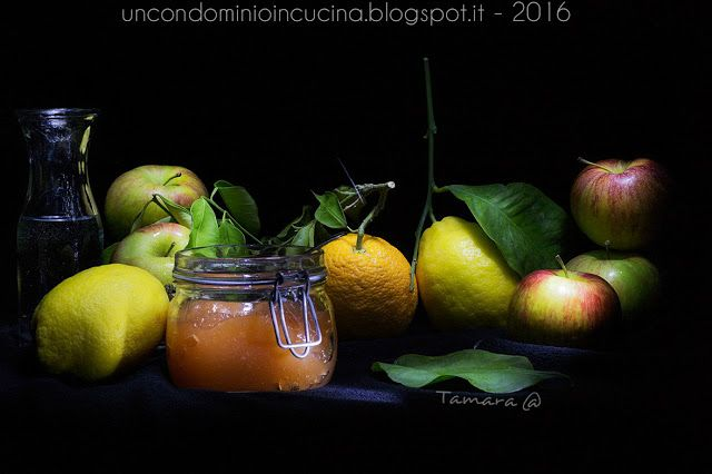 Un condominio in cucina: Pectina fatta in casa e confettura di mele allo ze...