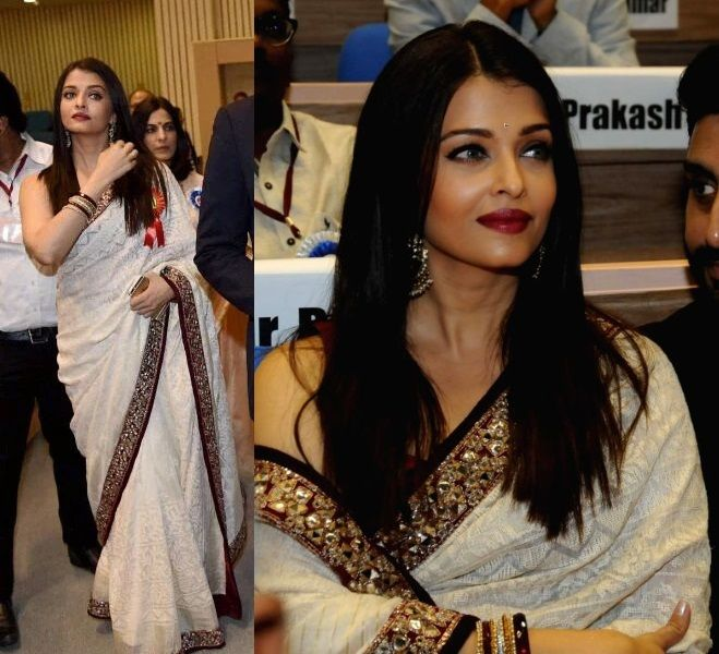 Aishwarya Rai Bachchan at -national-awards-2016