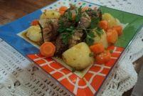 Receita de costela cozida com batata