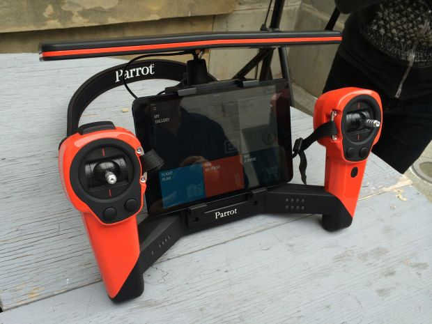 Awesomest RC controller idea EVER for FPV! (now if only you could see the tablet screen in daylight!)
