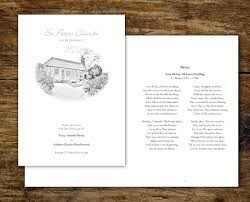 Image Result For Church Order Of Service England Wedding