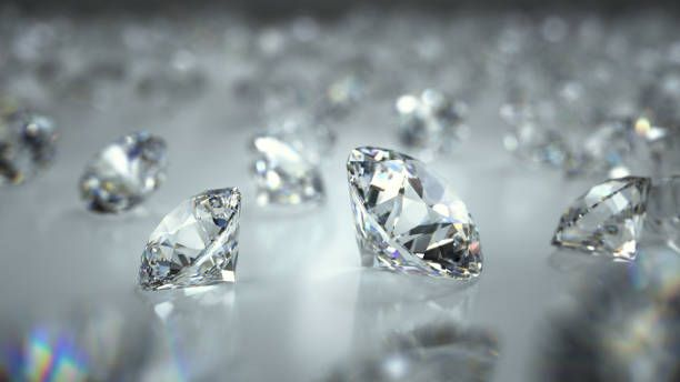 3d Diamond Object Diamond Background Gothic Jewelry Diy Diamond