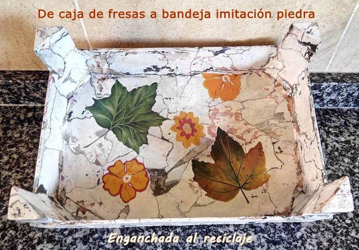 1000 ideas sobre pintura de madera de imitaci n en - Pintura imitacion piedra ...