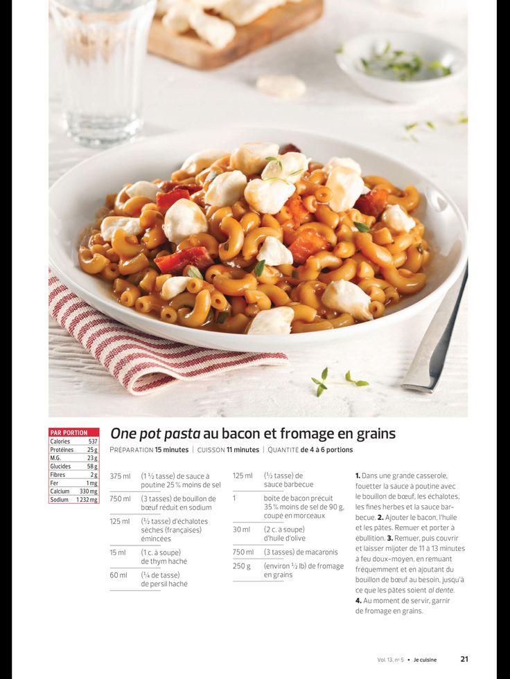 «Des one pot pasta pour se simplifier la vie» de JE Cuisine, Août 2017. Lisez-le sur l'appli Texture, qui vous donne accès à plus de 200 magazines de grande qualité.