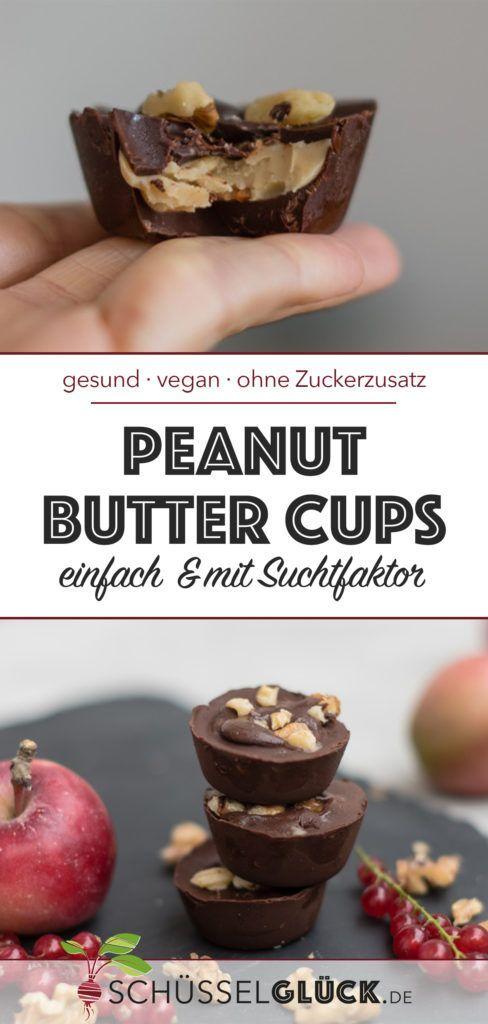 Peanut Butter Cups (vegan)