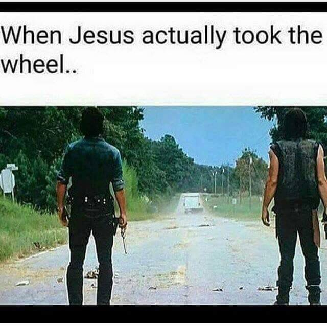 Twd, Jesus