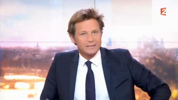 TÉLÉVISION/VIDÉO - En direct sur le plateau du Journal de 20h de France 2 jeudi, le présentateur a à son tour adressé un message à son confrère, évincé du JT de la chaîne à la rentrée prochaine.