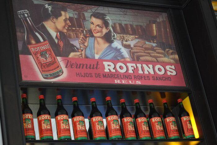 Restaurant Vermuts Rofes a Reus , Menjar mediterrània i menjar casolà. Celebracions , banquets, vermuts , menú diari , menú de nit etc.
