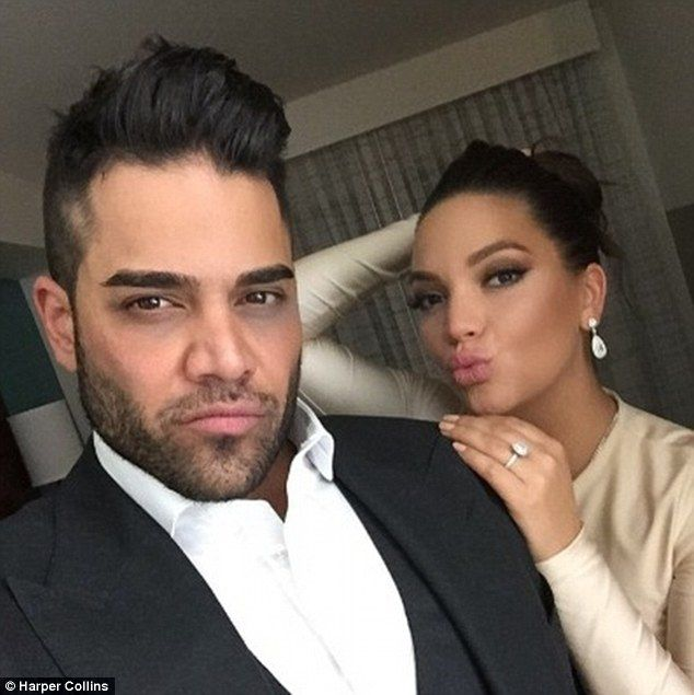 Ugly split: Jessica Parido is allegedly seeking a restraining order against estranged husband Mike Shouhed, who she filed for divorce from on November 20