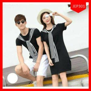 Tampil Fashionable dengan Baju Couple