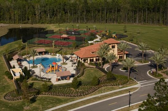 Durbincrossing New Homes St Johns County Amenities