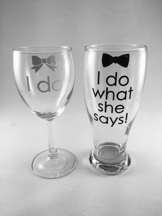 The 25 best engagement presents ideas on pinterest wine i do i do what she says ready to ship personalized engagement gift engagement negle Choice Image