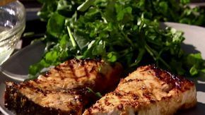 Indonesian Grilled Swordfish Recipe -- This is a delicious idea for an Asian marinate. Could use this on other similar white fish, too.