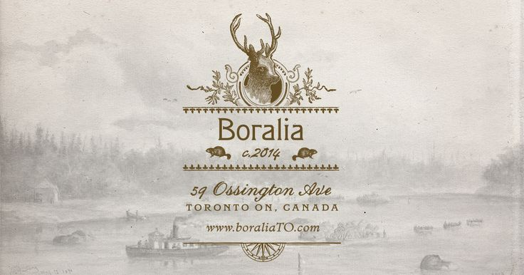 Boralia is now open in Toronto on the Ossington strip with a menu inspired from the historic foods of the natives, early settlers, and subsequent immigrant groups who arrived to Canada in the 18th and 19th centuries.