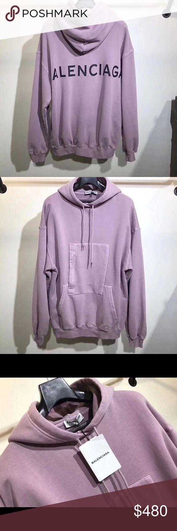 balenciaga hoodie price