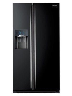 Samsung RS7567THCBC American Side-by-Side Fridge Freezer - Black | Atlantic Electrics