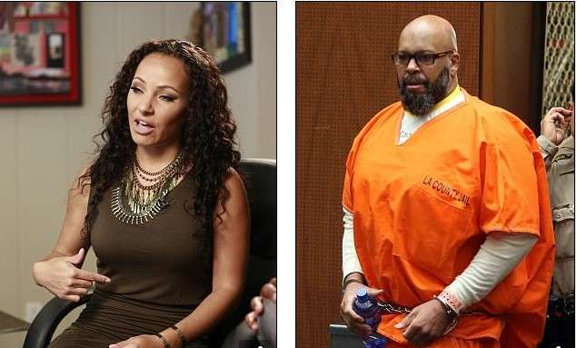 Toi-Link Kelly pictures,violated a court order limiting jailhouse phone communications between Suge Knight
