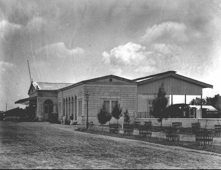 Stasiun Gubeng 1891
