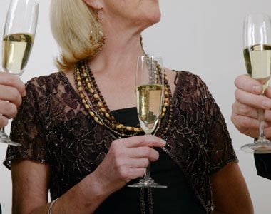 Surprising new research shows that Champagne can bolster spatial memory and help ward off mental decline.