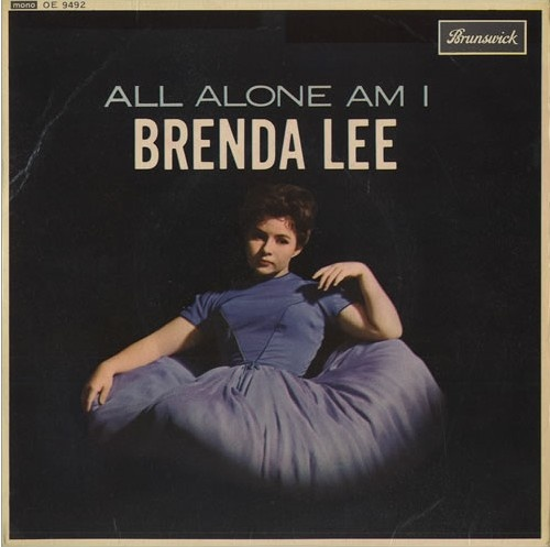 Brenda Lee - It's Alright With Me / Release 1963 / http://www.youtube.com/watch?v=MZFBfldjz_Q