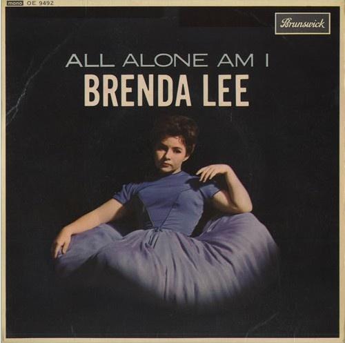 Brenda Lee - It's Alright With Me / Release 1963 / http://www.youtube.com/watch?v=MZFBfldjz_Q
