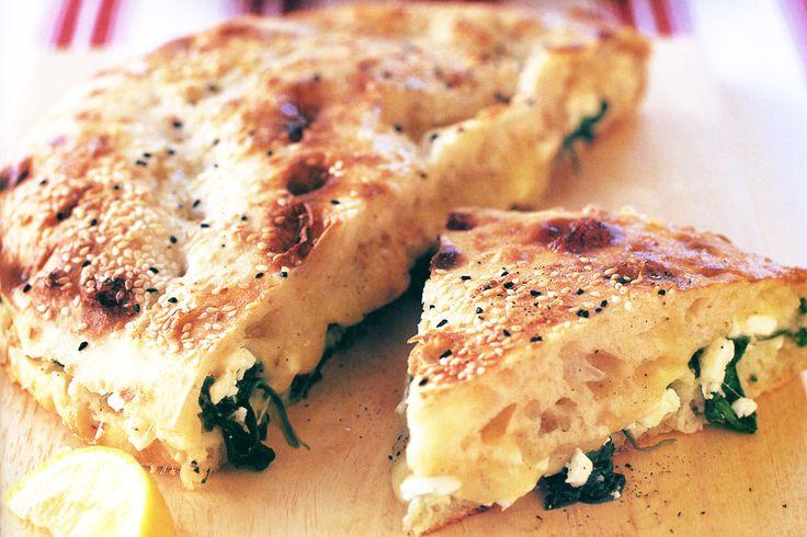 Turkish Pizza (vegetarian) Recipe - Taste.com.au