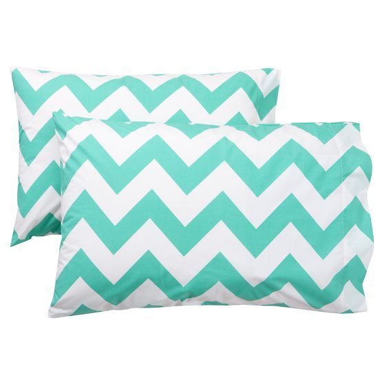 Chevron Sheet Set, Twin/Twin XL, Pool