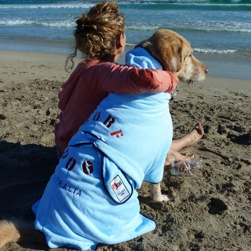 Surf Dog Australia - Dog Beach and Bath Robes | Mighty Mite Dog GearMighty Mite Dog Gear