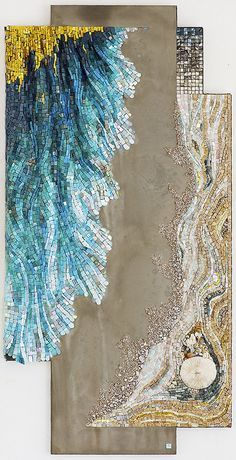 Artist Jaky Pinnock   Mosaic