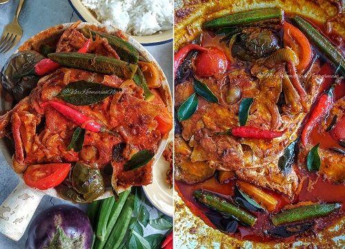 Resepi Kari Kepala Ikan Tanpa Santan Resep Makanan Makanan Resep