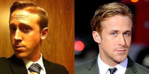 Ryan Gosling Lookalike Interview - What It's Like To Be a Single Ryan Gosling Lookalike