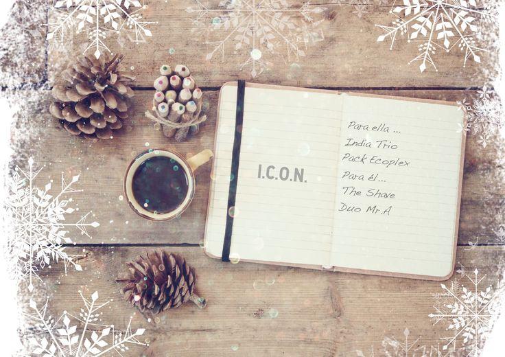 ¿Preparando tu Lista de Deseos para estas Navidades? Quiero, quiero...icon ❤ y al mejor precio
