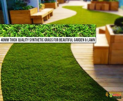 Beautiful Synthetic Lawn : Beautiful Artificial Garden & Lawn 100% Lead Free ...