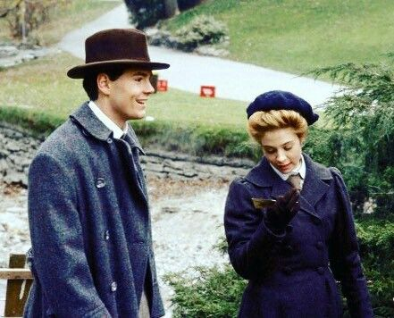 Anne Shirley and Gilbert Blythe in Kingsport - Anne of Avonlea