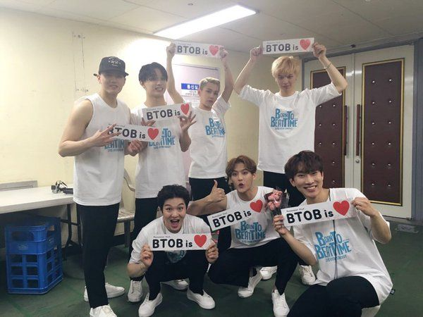 Melody is Love #KPOP #CUBE #BTOB #MELODY #CONCERT