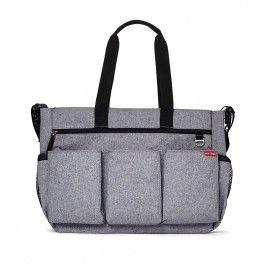 Bolso paseo #gemelar de #skiphop a la venta en petittandem.com tienda online con productos para #gemelos #mellizos
