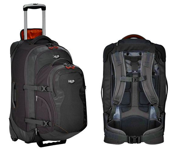 Best 25  Backpack with wheels ideas on Pinterest | Eagle creek ...