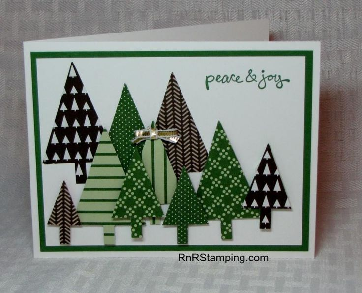 RnR Stamping, Festival of Trees, Stampin Up